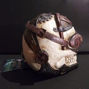 spirit halloween Accents - Steampunk skull